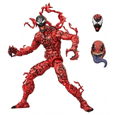Marvel Legends Series Action Figure Venom Carnage 15 cm