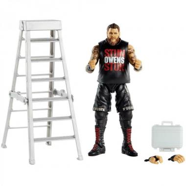 Figurina WWE Kevin Owens - WWE Elite 80, 17 cm