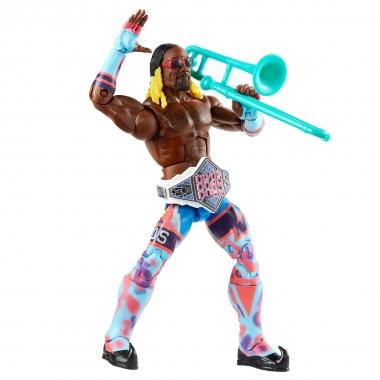 Figurina WWE Xavier Woods (New Day) - WWE Elite 79, 17 cm