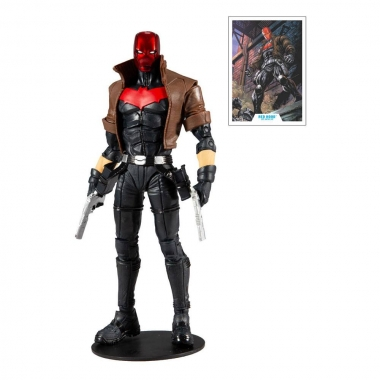 DC Multiverse Action Figure Red Hood 18 cm