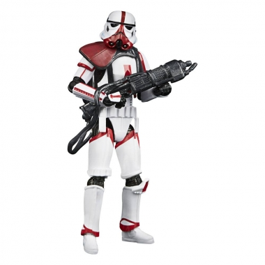Star Wars The Mandalorian Vintage Collection Action Figure 2020 Incinerator Trooper 10 cm