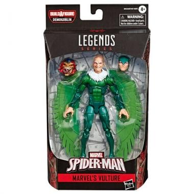 Spider-Man Marvel Legends Marvel's Vulture (Demogoblin BAF) 15 cm