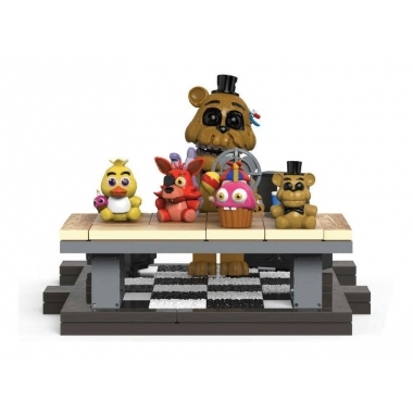 Five Nights at Freddy's Small Construction Set Wave 5 The Office Desk