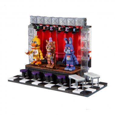 Five Nights at Freddy´s Large Construction Set Deluxe Concert Stage