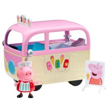 Peppa Pig - Masina de inghetata