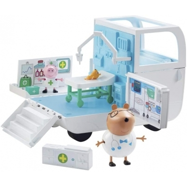 Peppa Pig - Centru Medical Mobil