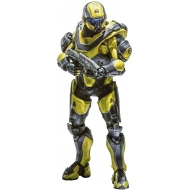 Halo 5 Guardians, Figurina Spartan Athlon (gold/steel) 15 cm