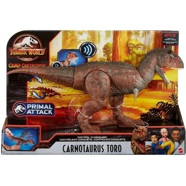 Jurassic World Control 'N Conquer Carnotaurus Toro 36 cm
