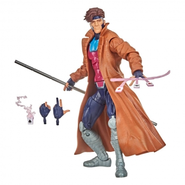 The Uncanny X-Men Marvel Retro Collection Figurina Gambit 15 cm