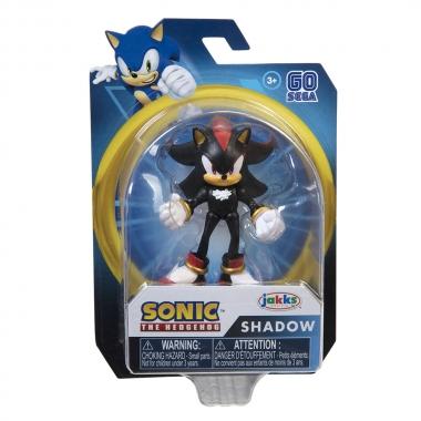 Figurina Modern Shadow, Sonic The Hedgehog, 6.5 cm