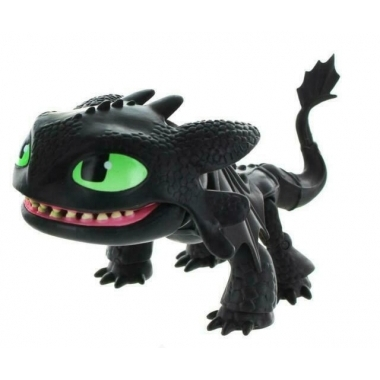 How to Train Your Dragon - Figurina vinil Toothless (GID) 7 cm