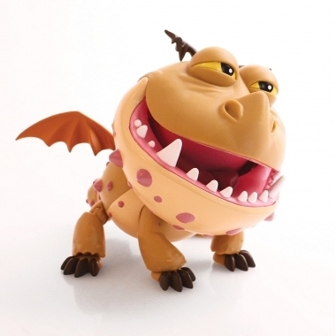 How to Train Your Dragon - Figurina vinil Meatlug, 7 cm
