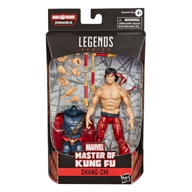 Marvel Legends Series Action Figure 2020 Chang-Chi (Master of Kung Fu Comics) 15 cm