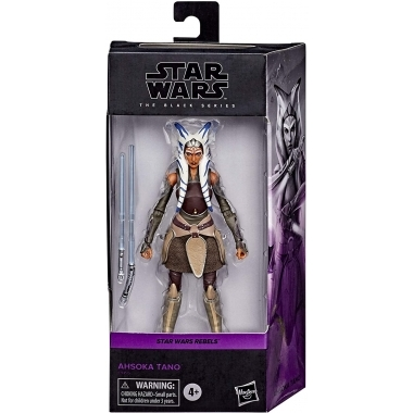 Star Wars Rebels Black Series Action Figure 2020 Ahsoka Tano 15 cm