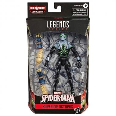 Marvel Legends Spiderman Superior Octopus 15cm