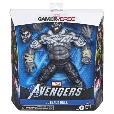 Marvel Avengers Outback Hulk Action Figure 20cm