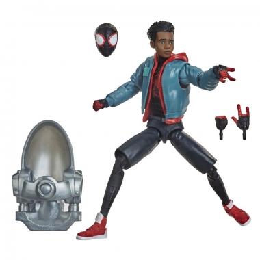 Marvel Legends Spider-man into the Spiderverse - Miles Morales 15 cm
