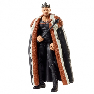 Figurina King Corbin - WWE Elite 83, 15 cm