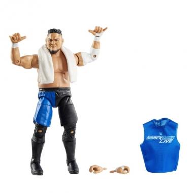 Figurina Samoa Joe - WWE Elite Survivor Series 2020