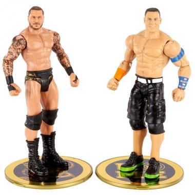 Figurine John Cena & Randy Orton - WWE Showdown 2-Packs 2