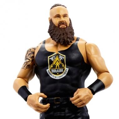 Figurina Braun Strowman - WWE Series 115, 15 cm