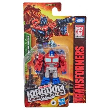Transformers Generations WFC: Kingdom Optimus Prime Core Class 2021 W1, 9 cm