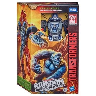 Transformers Generations WFC: Kingdom Optimus Primal Voyager 2021 W1, 18 cm