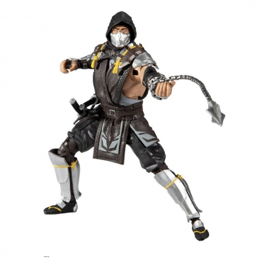 Mortal Kombat Action Figure Scorpion (The Shadow Skin) 18 cm