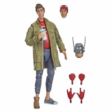 Marvel Legends Spider-man into the Spiderverse - Peter B. Parker 15 cm