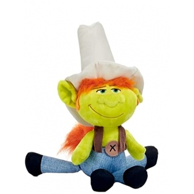 Trolls World Tour - Jucarie de plus Hickory, 30cm