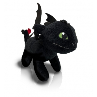 How To Train Your Dragon 3, Plus Toothless 27-30 cm