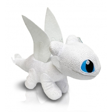 How To Train Your Dragon 3, Plus Light Fury 27-30 cm