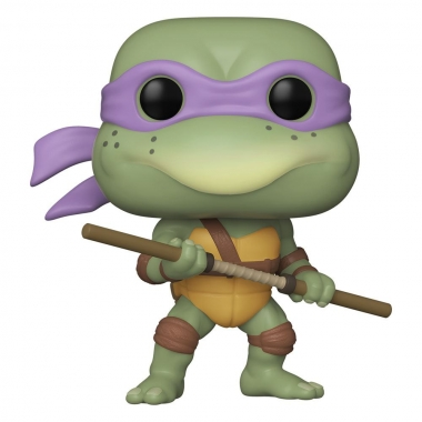 Teenage Mutant Ninja Turtles POP! Television Vinyl Figure Donatello 9 cm