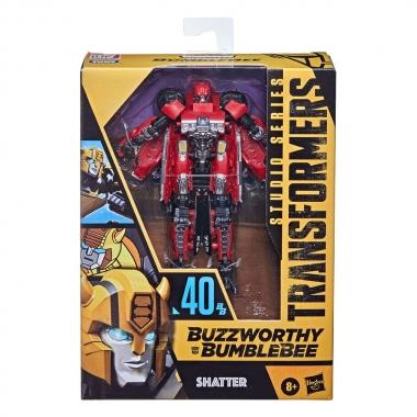 Transformers Buzzworthy Bumblebee Studio Series Deluxe  Shatter 2021 W1 11cm
