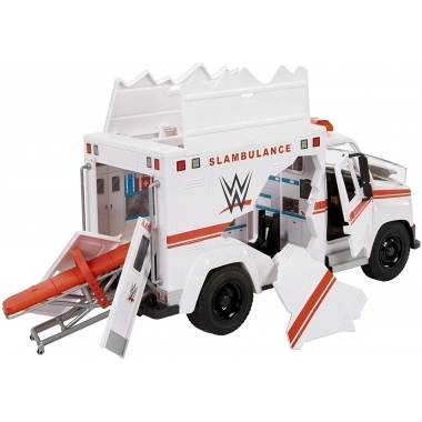 Set WWE Wrekkin' Slambulance