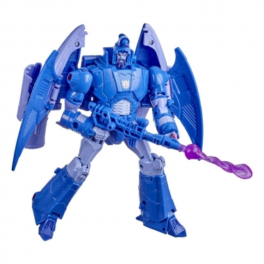 Transformers Studio Series Voyager Class Action Figures 2021 Wave 1 - F0713 Scourge (The Transformers: The Movie)