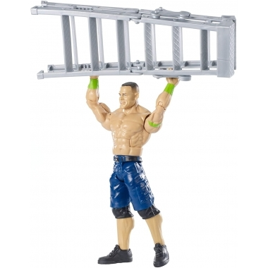 WWE Wrekkin' - Figurina John Cena, 15 cm