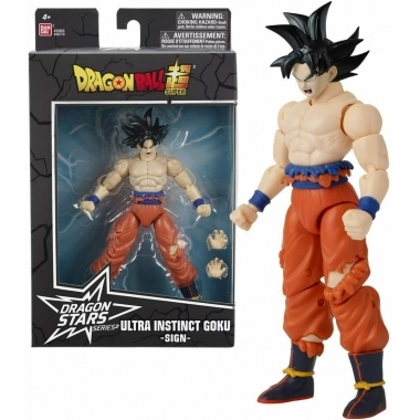 Dragon Ball Super Dragon Stars Series, figurina Ultra Instinct Goku  17cm