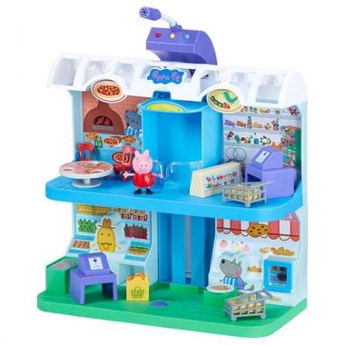Peppa Pig - Set Shopping Centre