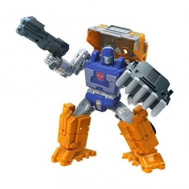 Transformers Generations WFC: Kingdom Deluxe W2 Huffer 14 cm