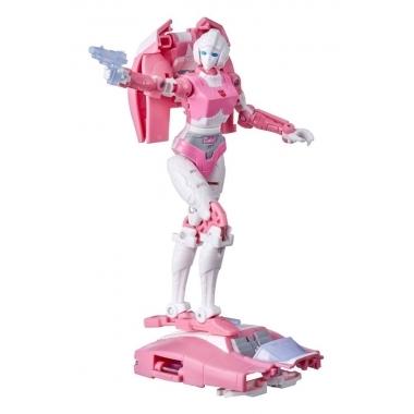 Transformers Generations WFC: Kingdom Deluxe W2 Arcee 14 cm