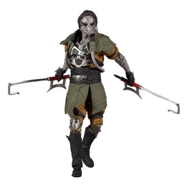 Mortal Kombat Action Figure Kabal: Hooked Up Skin 18 cm