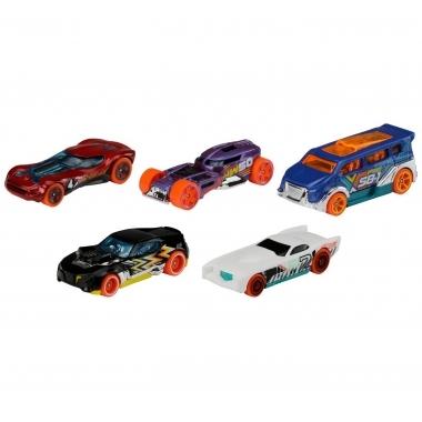 Set 5 masinute Hot Wheels Track Stars