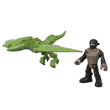 Imaginext Jurassic World Pterodactyl