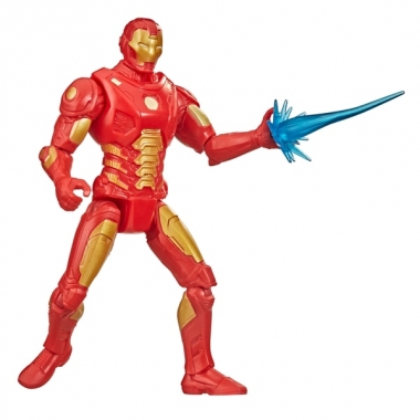 Marvel Gamerverse Figurina Iron Man Overclock 15 cm