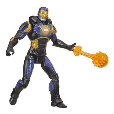 Marvel Gamerverse Figurina Iron Man Orion 15 cm