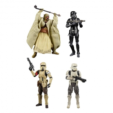 Star Wars Black Series Archive Action Figures 15 cm 2021 50th Anniversary Wave 2 Assortment