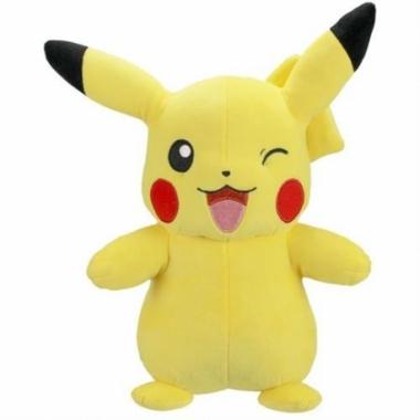 Pokemon, Jucarie de plus Pikachu 30 cm