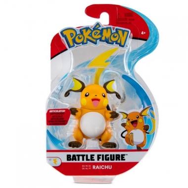 Pokémon Battle Figurina Raichu 8 cm