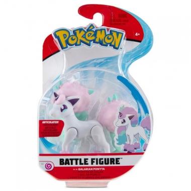 Pokémon Battle Figurina Galarian-Ponyta 8 cm